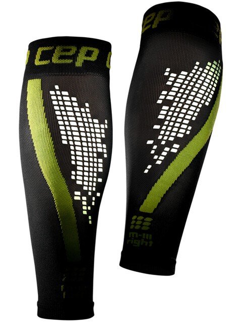 cep Nighttech Calf Sleeves Men green